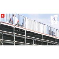 China Open Air Temporary Grandstand Demountable Layer Stage Trussing Bleacher Seating on sale