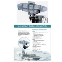 Quality Coherent Pulse Compression Surveillance Radar System for Sea Surface Target Detection for sale