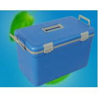Quality High Performance Plastic IBC Container Ice Cooler Box For Fresh Food for sale