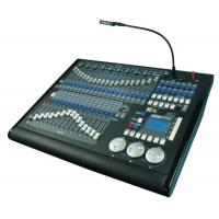 Quality USB DMX Lighting Console , Stage Lighting Control Desks For Studio Light Output for sale