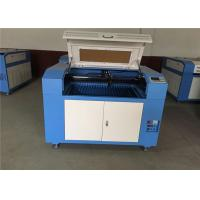 Quality High Efficiency Wood Laser Cutting Machine With 80W CO2 Sealed Glass Laser Tube for sale