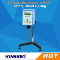 Buy cheap Blue Screen LCD DisplayDigital Rotational Viscometer Control Electric Circuit product