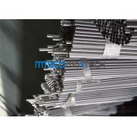 Quality ASTM A213 TP317L Stainless Steel Seamless Tube , Cold Rolld tubing For Fluid And Gas for sale