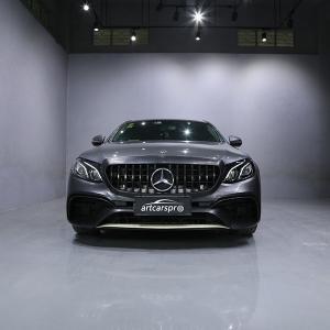 Quality E63 AMG Look Auto Car Body Kit Mercedes Benz E Class W213 4 Carbon Fiber Doors for sale