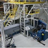Advanced quality mask used melt blown nonwoven fabric production machine line
