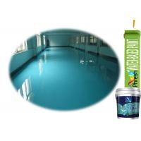 Quality High Hardness Water Based Industrial Paint Heavy Traffic Epoxy Floor Coating for sale
