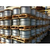 Quality 7/2.0mm EN 10244 Grade 700 Galvanized Stay Wire , Galvanised Steel Rope for sale