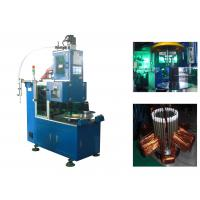 Quality AC stator coil maker 2 poles 4 poles 6 poles statorautomatic vertical coil winding machine for sale