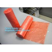 Quality Durable Recyclable Biodegradable Laundry Bags On Roll , Custom Made Laundry Bags for sale
