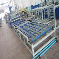 Quality PLC Automatic Control System MgO Sandwich Panel Machine for Fireproof Door Making for sale