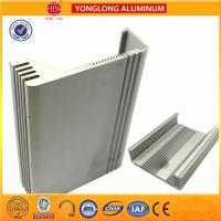 Quality Strong Stability Aluminum Heatsink Extrusion Profiles High Mechanical Strength for sale