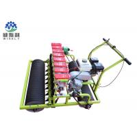 Buy cheap Gasoline Engine 8 Rows Green Salad Planter Machines Used In Agriculture from wholesalers