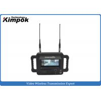 Buy cheap Military Outdoor COFDM Receiver , Handheld High Definition Wireless Digital Receiver product