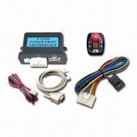 Buy cheap Fingerprint Immobilized System with Two-way Disable Cut Out from wholesalers