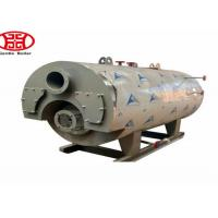 Quality 100 Bhp Fire Tube High Efficiency Steam Boiler Oil Gas Dual Fuel For Sugar Industry for sale