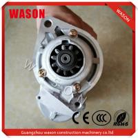Quality M8T60071 Hydraulic Starter Motor Parts , Electric Starter Motor 6D14 for sale