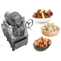 Quality Hot Air Pistachio Pine Nut Shelling Machine / Nut Opening Machine Hazelnut Cracker Opener for sale
