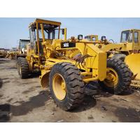 Quality Good Condition Used CAT Grader , 140G Caterpillar Motor GraderCAT 3306 Engine for sale