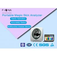 China Skin Tightening Skin Analysis Machine 40W Power 50HZ For Beauty Salon on sale