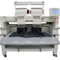 Quality Tajima Type Cap Flat T - Shirt Shoes Computer Embroidery Machine Max Speed 1000 Spm for sale