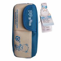 Quality Stationery, Penholder, Student Polyester Pencil Pouch (DG6304) for sale