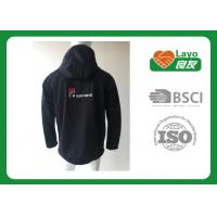 Quality Thermal Breathable Hooded Hunting Fleece Clothing Windproof For Sport / Hiking for sale