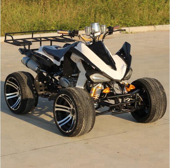Buy 4 wheels Zongshen spy ATV 250CC utility quad bikes Model Number: SH218 for sale at wholesale prices