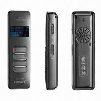 Quality Arrival Bluetooth Voice Recorders, 4GB Memory Capacity for sale