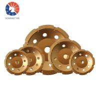 Quality Diamond Grinding Wheel Stone Polishing Disc/Concrete Grinding Cup Wheel for sale