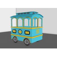 Quality 25 Seats Kids Trackless Train Amusement Ride For Theme And Amusement Parks for sale