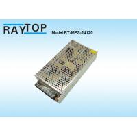 Quality 24V 5A Switching Mode CCTV Power Supplies 120 Watt Switching Power Adapter for sale
