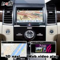 Buy Ford Taurus SYNC 3 Android GPS navigation box Google apps yandex igo video interface at wholesale prices