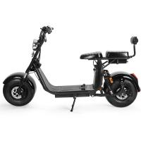 Buy cheap Europe Style 60V/12Ah Motorcycle Electric Citycoco Removable Battery E5-10 Citycoco from wholesalers