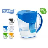 China 3.5L BPA Free Alkaline Mineral Water Filter Pitcher With Brita Classic Filter on sale