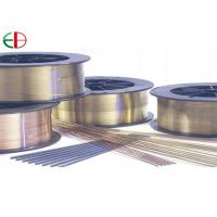 Quality S221F Tin Brass Welding And Alloy Flux Coated Brazing Wire EB630 For Industry for sale