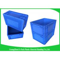 Buy cheap 400*300mm Mini Load Industrial Plastic Containers , Standard Euro Storage Boxes from wholesalers