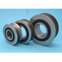Quality Sealed Type Rotary Ball Bearing , Industrial Turntable Bearings Corrosion Resistant for sale