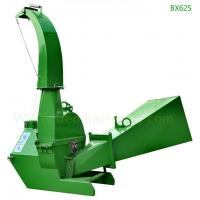 Quality Tractor Self Feeding Wood Chipper Shredder Machine With 6 Inches Chipping Capacity for sale