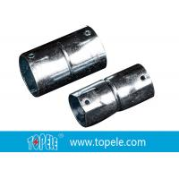 Quality BS Electrical Conduit Steel Coupler Galvanised Conduit Surface Preparation for sale