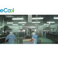 Quality 5000 Square Meter Cold Room Warehouse For Meatballs Producing And Meat Processing for sale