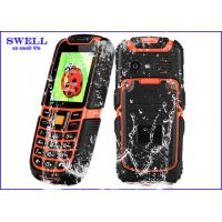 Quality GSM Waterproof Military Spec Smartphone Rugged With IPS Panel for sale
