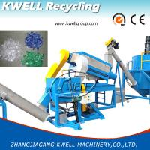 Quality Kwell China Waste Bottle Flake Washing Machine, PET Bottle Recycling Plant for sale