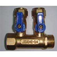 China simple style manifolds for floor heat system on sale