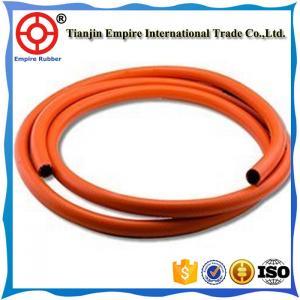 Quality Flexible braided high pressure good standard rubber LPG  hose for sale