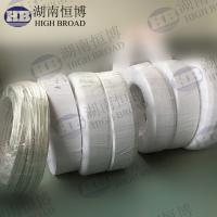 Buy cheap Extruded magnesium ribbon anode for protect high resistivity electrolyte tanks product