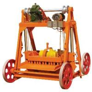Quality QTM10-15 mobile brick machine for sale