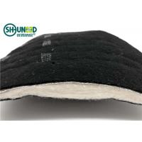 Quality Black Needle Punched nonwoven shoulder pads for Men