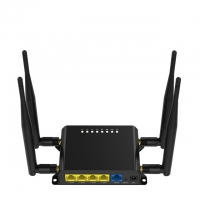 Quality MT7620A 300mbps Openwrt 4G 5G WiFi Router With Sim Card Slot For Camera for sale
