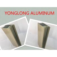 Quality Wooden Grain Extruded Aluminum Electronics Enclosure Light Weight for sale