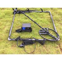Buy cheap Deep distance Long range pulse induction 2 coil frame gold metal detector from wholesalers